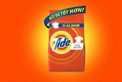 Bột Giặt Tide