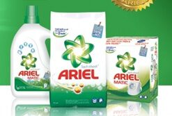 Nước Giặt Ariel