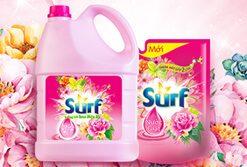 Nước Giặt Surf