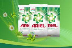 Bột Giặt Ariel Nắng Mai