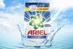 Bột Giặt Ariel Khử Mùi Ẩm Mốc