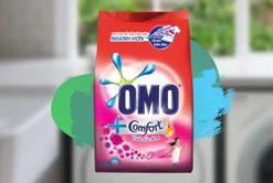 Bột Giặt OMO Comfort Tinh Dầu Thơm Ngất Ngây