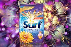 Bột Giặt Surf Nước Hoa Aqua Quyến Rũ