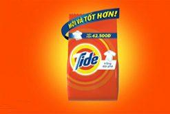 Bột Giặt Tide Trắng Đột Phá