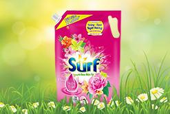 Nước Giặt Surf Hương Hoa Cỏ Kì Diệu
